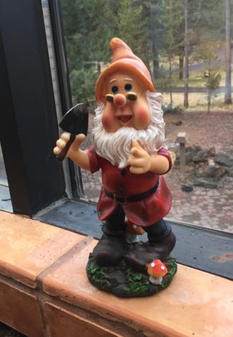 Gardening Gnome